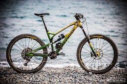 Round Up: 20 Custom EWS Bikes