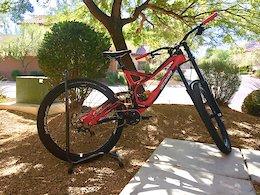 3da799c120c 2011 Specialized Demo. flag Las Vegas, Nevada