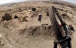 Cam Zink and Crew Hit Massive Jumps in Reno - Video