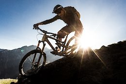 Seeking Swiss Singletrack in Graubünden with Thomas Vanderham