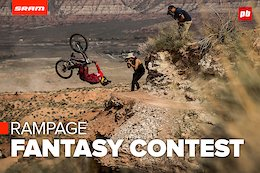SRAM - Red Bull Rampage Fantasy Contest 2017