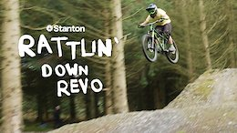Rattlin' Down Revolution... On a Hardtail - Video