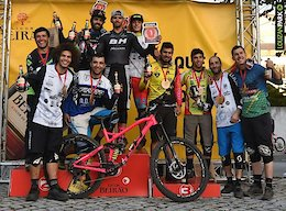 2017 Lousã Avalanche Race Carnage - Video