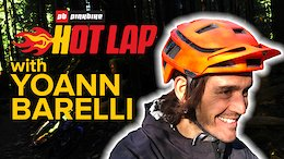 Yoann Barelli: Pinkbike Hot Lap - Video