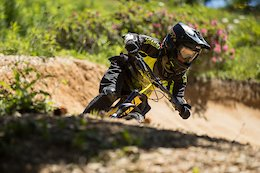 The Commencal Junior Cartel Program is a Go