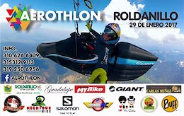 Aerothlon Running, Paragliding, Mountain Bike Race in Pemberton - Press Release