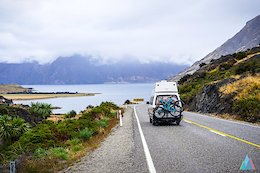 Living the Dream in NZ: Travelling with Bikes and a Campervan