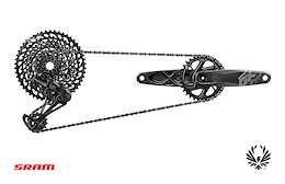 Win a SRAM GX Eagle Drivetrain  - Pinkbike's Advent Calendar Giveaway