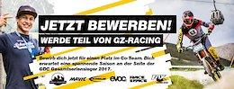 Gz-Racing sucht Nachwuchtalente - jetzt bewerben