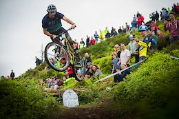 Josh Bryceland & Santa Cruz Bicycles Part Ways