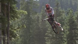 Leo Jaegle Smashes Whistler - Video