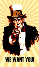 1664 BMX Is Hiring!