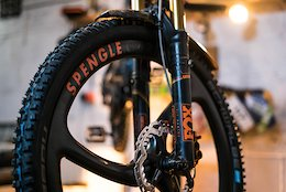 Spengle's One-Piece Carbon Enduro Wheels - First Look