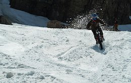 Cam McCaul and Casey Brown Send it Down Corbet's Couloir - Video