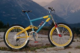 Now THAT Was a Bike: Yeti Lawwill DH6
