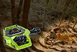Sixpack Releases Vertic Trail Clipless Pedal