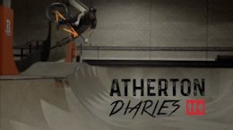 Atherton Diaries Episode 15: Kade's Insane Skate Park Skills and Some Off-season Chills - Video