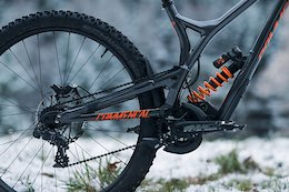 Commencal Announces the New Supreme DH 29