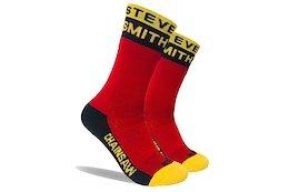Endur Releases Final Steve Smith Sock Design