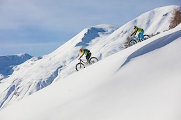 Fat Biking in Livigno - Snowy Trails don't have to Keep you off the Bike