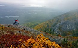 Yukon Mountain Biking: Part 3 - Whitehorse