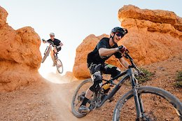Luca Cometti, Lear Miller, and a Few Friends Adventure in the Southwest