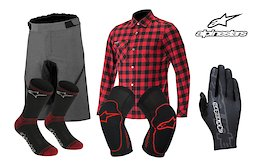 Win Alpinestars Pro Kit - Pinkbike's Advent Calendar Giveaway