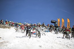 Only 2 Months Until the Start of Megavalanche Alpe d'Huez - Video