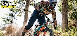 Energy Food Brand, Ryno Power, Sponsor Big Mountain Enduro Series