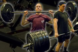 Humbled: Mike Levy vs Richie Rude in the Gym - Video