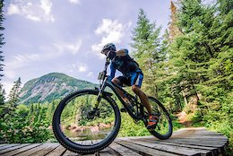 Last Chance to Enter: Win an Entry to the Quebec Singletrack Experience