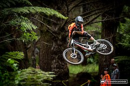 New Zealand National DH Series - Round 1 Report and Results