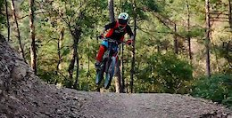 He Junyuan Smashes it at Brave Peak Bike Park - Video