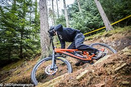 Northern Downhill Enduro Series Rond One Hamsterley Forest