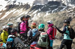 International Women's Bike Summit - Girls' Camp in the Engadin, Switzerland