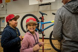 Pinkbike's Share The Ride Brings Bikes to Kids in Exshaw, Alberta