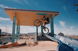 MTB Trials in the Mojave Desert – Video