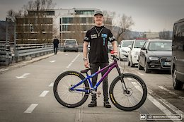 Bike Check: Noel Niederberger's NS Decade