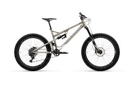 Kingdom Bike Announces Vendetta XFS Titanium Trail Bike