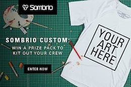 CONTEST NOW CLOSED - Sombrio Custom: Kit Out Your Crew Giveaway