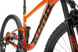 Here's Kona's All-New Satori Trail Bike - First Look