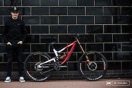 Bike Check: Danny Hart's Saracen Myst