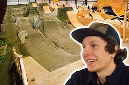 The Story Behind The Air Rec Center Indoor Bike Park - Video