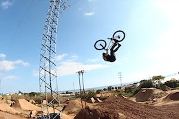 "Playing ""B-I-K-E"" at La Poma Bike Park - Video"