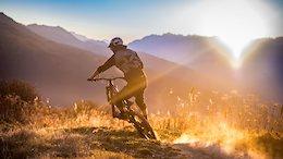 Sky2trail Pairs Enduro Race Debuts in Les Arcs