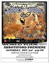 Fraser Valley Mountain Biking Assosiation is putting on some events the first weekend  in November...