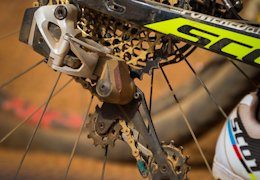 Prototype Wireless Electronic Drivetrain - Stellenbosch World Cup