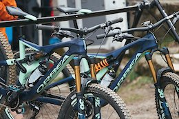 Orbea Enduro Team Testing with Enve & Fox - Video