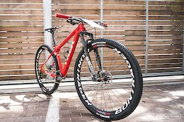 Anton Cooper's Trek Procaliber Hardtail at Stellenbosch World Cup XCO - Bike Check