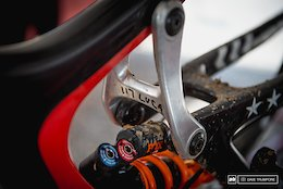 Tech Photos from the Pits at the Windrock Pro GRT